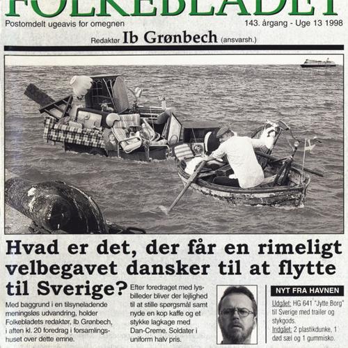 Product image cd cover A' Ka' Hjælp' by Ib Grønbech