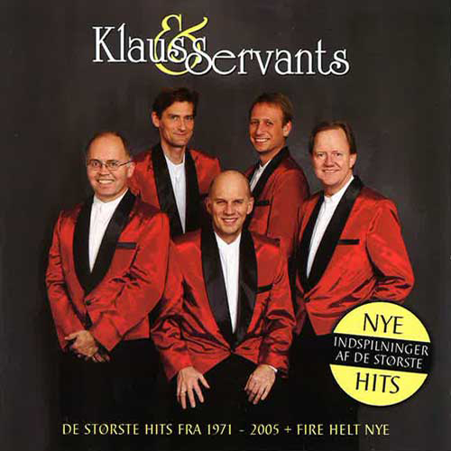 Product image cd cover Herstedvester by Klaus & Servants