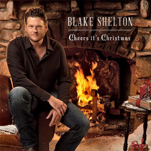 Product image cd cover I'll Be Home For Christmas by Blake Shelton