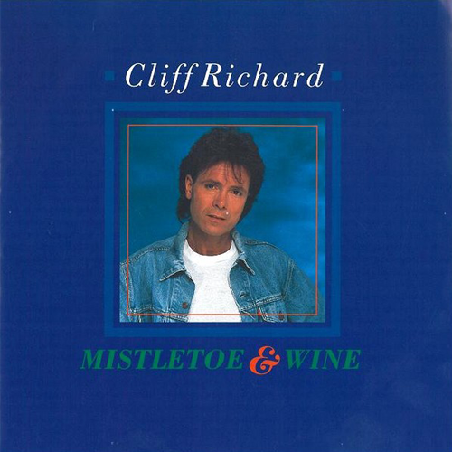 Product image cd cover Mistletoe & Wine by Cliff Richard