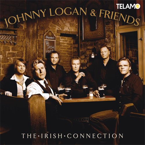 Product image cd cover Molly Malone by Johnny Logan And Freinds