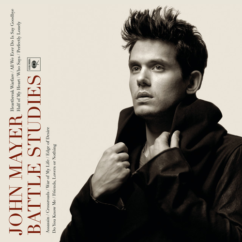 Product image cd cover Perfectly Lonely by John Mayer