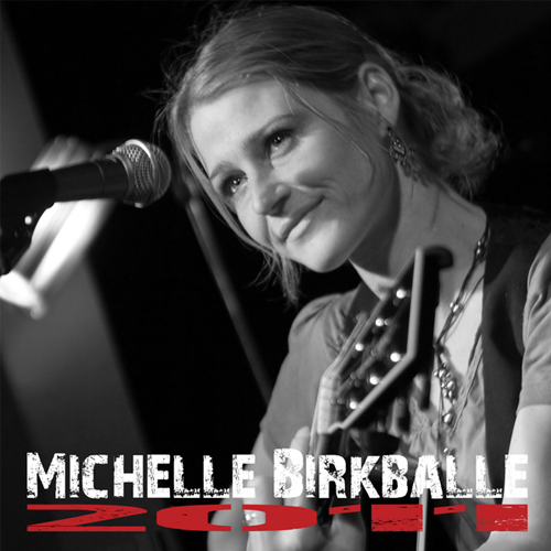 Product image cd cover Sweet Nothing by Michelle Birkballe