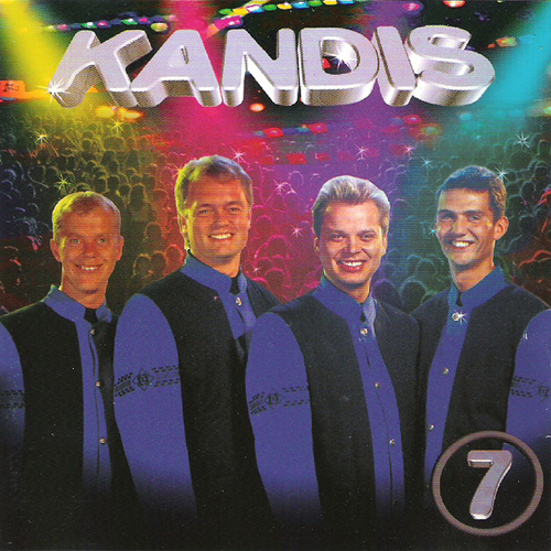 Product image cd cover Vi Mødes På Internet by Kandis