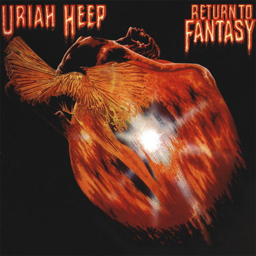 Product image cd cover Your Turn To Remember by Uriah Heep